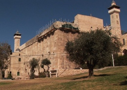 Call to Prayer: Tomb of the Patriarchs