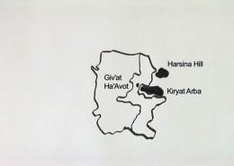 Diagrams: Kiryat Arba - Hebron