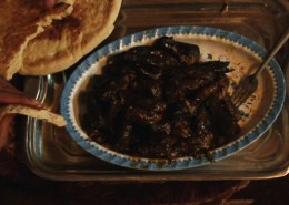 Cuisine: Stuffed Grape Leaves and Bread